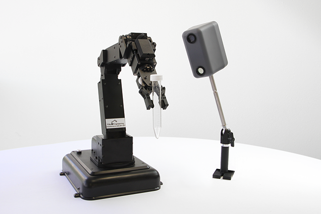 Robotic Arm and 3D Camera